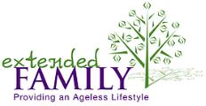 Extended Family logo.
